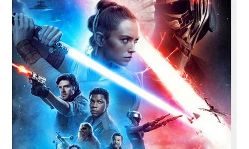STAR WARS: THE RISE OF SKYWALKER'DAN SON FRAGMAN