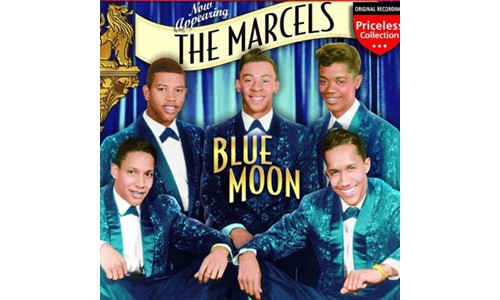 BLUE MOON  (THE MARCELS)