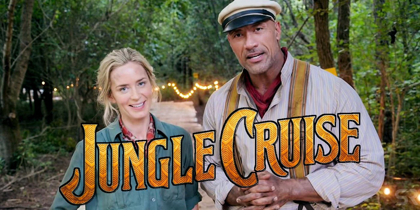 JUNGLE CRUISE'DAN FRAGMAN